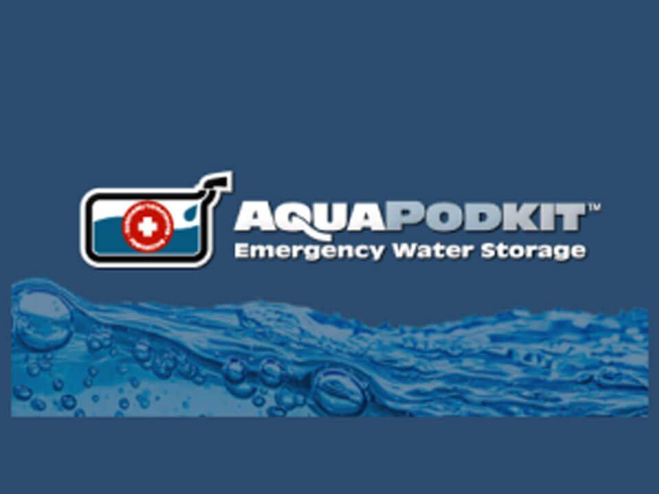 custom emergency water storage manufacturing