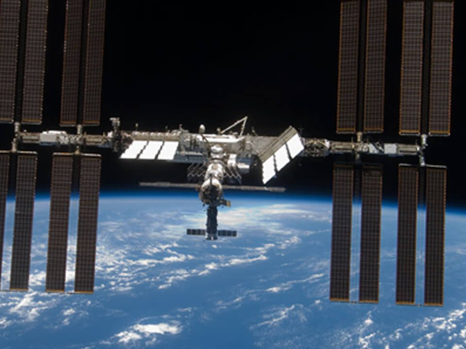 Ingeniven provides high performance bags for the international space station.