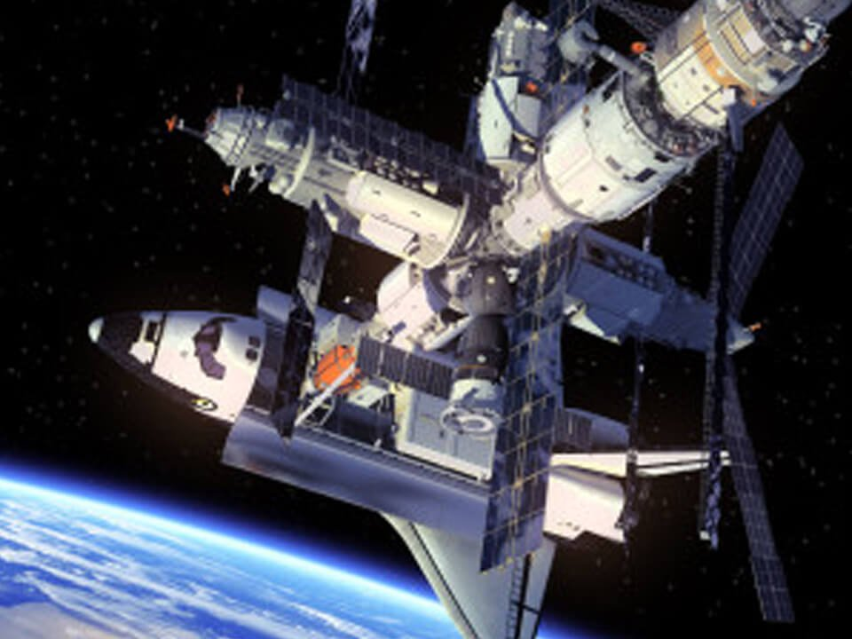 Ingeniven Puts Two Fluoropolymer Bag Products Onto The International Space Station  (ISS) in 2014.
