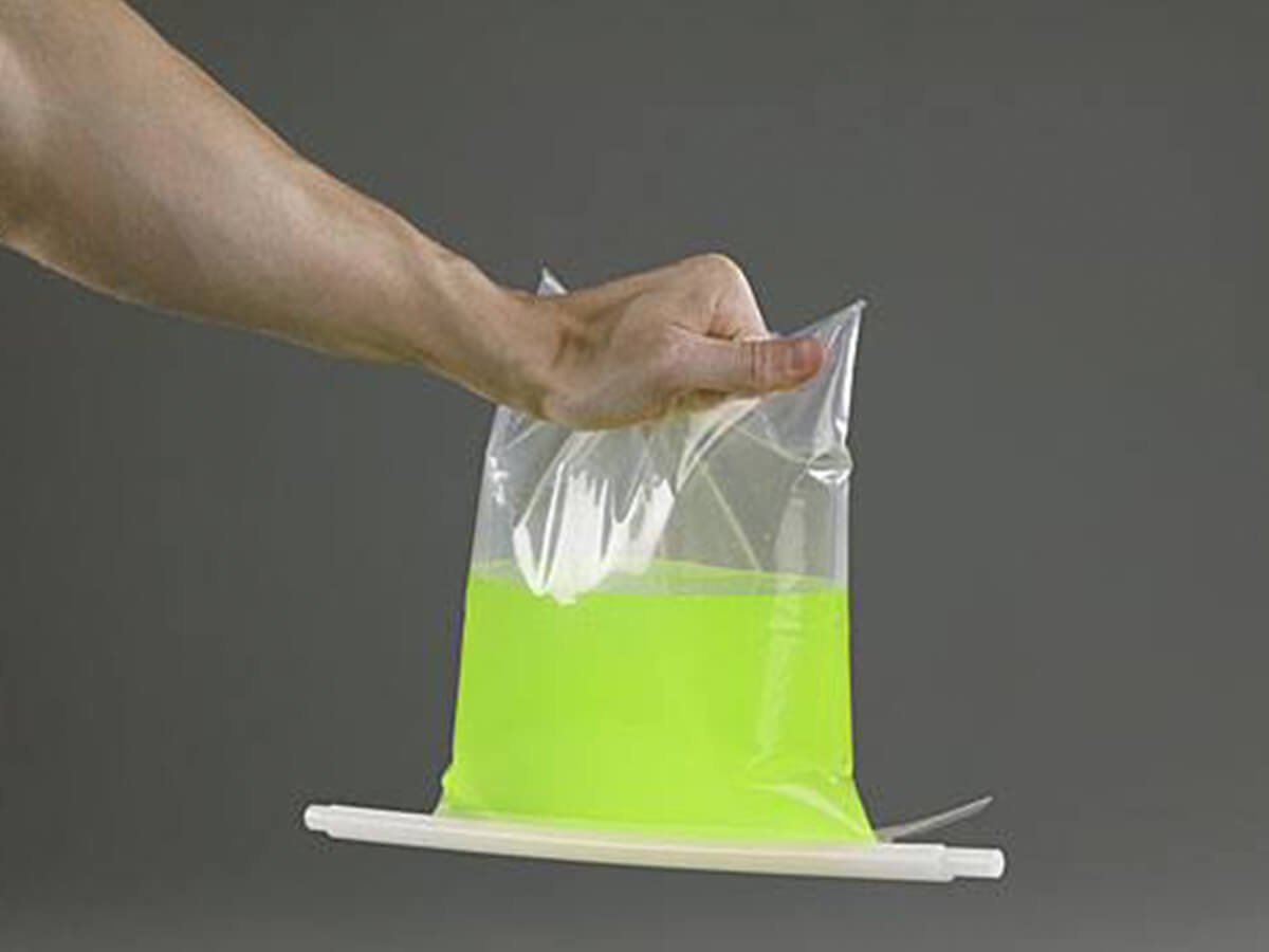 solvent recovery bag failure reasons